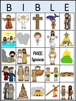 graphic regarding Bible Bingo Printable named Bible Bingo Worksheets Instruction Components Lecturers Pay back