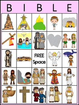 photo relating to Bible Bingo Printable referred to as Bible BINGO Printable Sport. Preschool Bible Historical past Curriculum Stuy