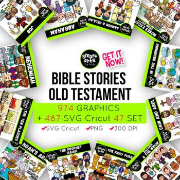Bible Based Clip Arts BEHEMOTH Growing Bundle
