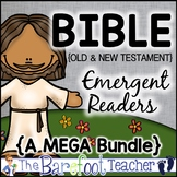 Bible Based Emergent Readers - A Growing Bundle
