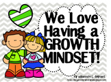 Bible Growth Mindset Posters and Writing Activities (Kindn