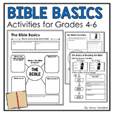 Bible Lessons and Activities Pack