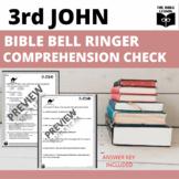 Bible Bell Ringer- 3rd John