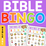 Bible Bingo Pack
