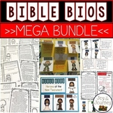 Bible Biographies Bundle