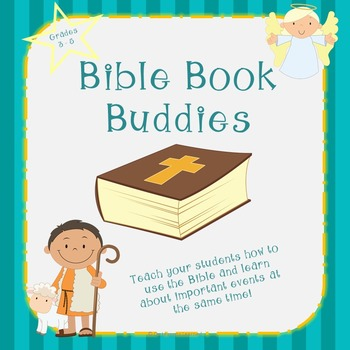Bible Book Buddies