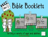 Bible Booklets: Adam and Eve