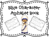 Bible Character Alphabet Book