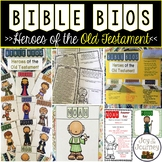 Old Testament Bible Biographies