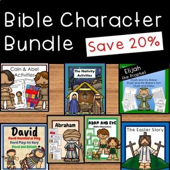 Bible Character Bundle