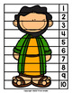 Bible Character Skip Counting Number Puzzles