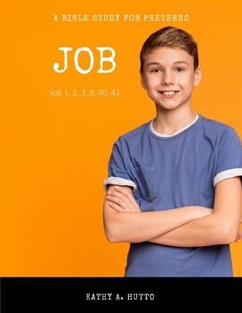 Bible Study for preteens - Job