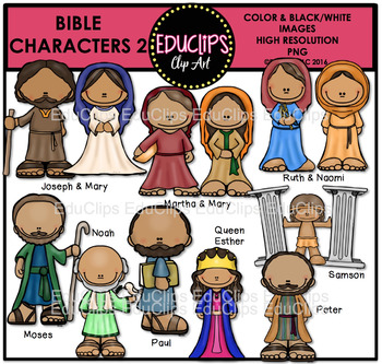 photo about Bible Character Puppets Printable referred to as Bible Figures Worksheets Instruction Materials TpT