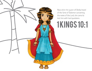 Bible Characters Clipart