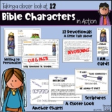 Bible Characters A Call to Action