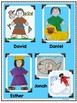 Bible Characters of the Old Testament Let's Make a Book - For Little Kids