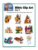 Bible Clip Art Set 1
