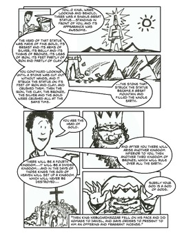 Bible Comic: The King's Dream