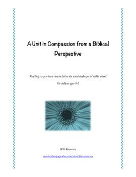 Bible Compassion Unit