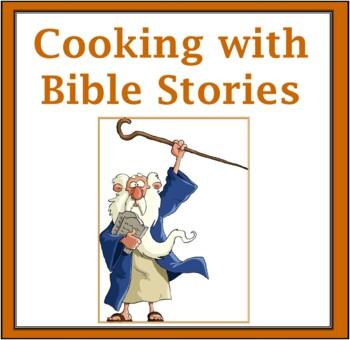 Bible Cooking Activities