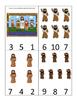 Bible Count and Clip Cards Christian Game Download. Preschool-Kindergarten.