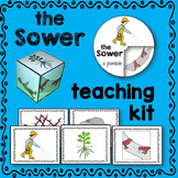 Parable of the Sower Teaching Kit and Bible Crafts