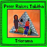 Peter Raises Tabitha Bible Craft