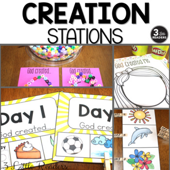 Bible Creation Stations