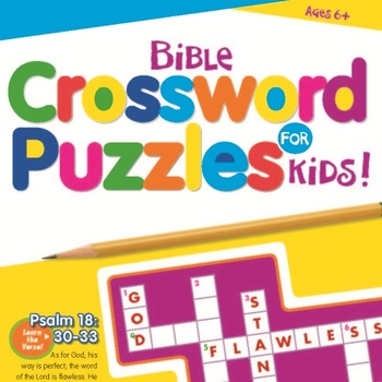 It's just a photo of Printable Bible Crossword Puzzles in religious