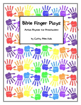 Bible Finger Plays
