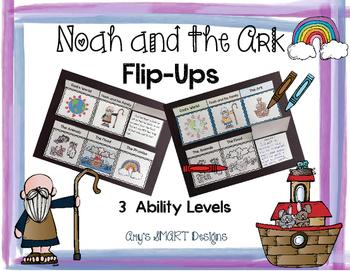 Bible Flip-Ups: Noah and the Ark