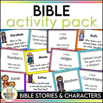 Bible Fun Pack