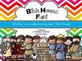 Bible Heroes Fun!