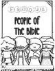 Bible Heroes Pack 1