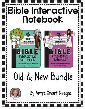 Bible Interactive Notebook Bundle