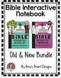 Bible Interactive Notebook Bundle
