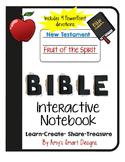 Bible Interactive Notebook: Fruit of the Spirit