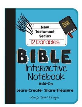 Bible Interactive Notebook: New Testament Parables