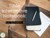 Bible Interactive Notebook: Old Testament