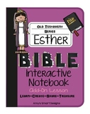 Bible Interactive Notebook: Old Testament Add-On Esther