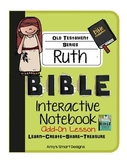 Bible Interactive Notebook:: Old Testament Add-on: Ruth