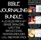 Bible Journaling for Kids {A PK-6th Grade Bundle}