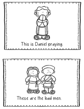Bible Lesson: All About Daniel and the Lions' Den