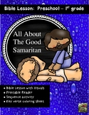 The Good Samaritan Bible Lesson (All About Series)