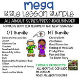 Bible Lesson MEGA BUNDLE (Preschool/Kindergarten)