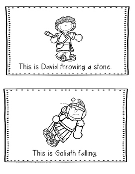 Bible Lesson: David and Goliath