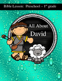 David and Goliath Bible Lesson (All About Series)