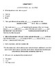 Bible Lesson -  Jonah (Chapter 1) (NKJV) w/TAK - No Prep/ Print and Go