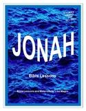 Bible Lesson -  Jonah (Chapter 2) (NKJV) w/TAK - No Prep/