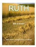 Bible Lesson -  Ruth (Chapter 4) (NKJV) w/TAK - No Prep/ P